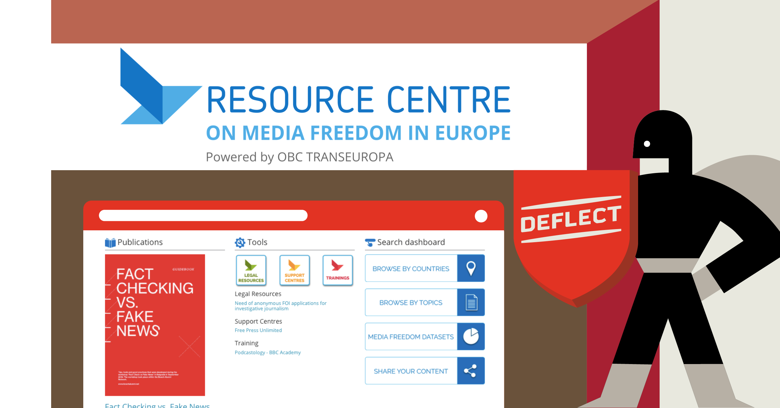 Resource Center on Media Freedom in Europe