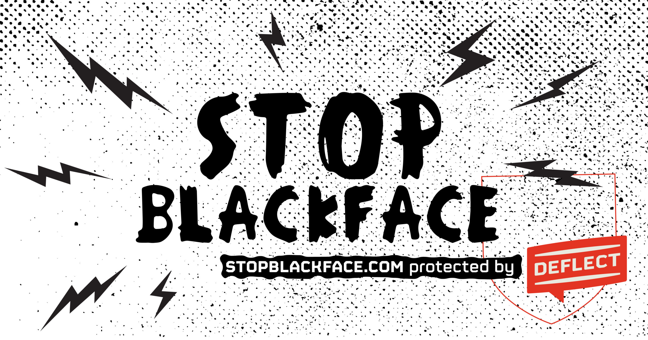 Stop Blackface