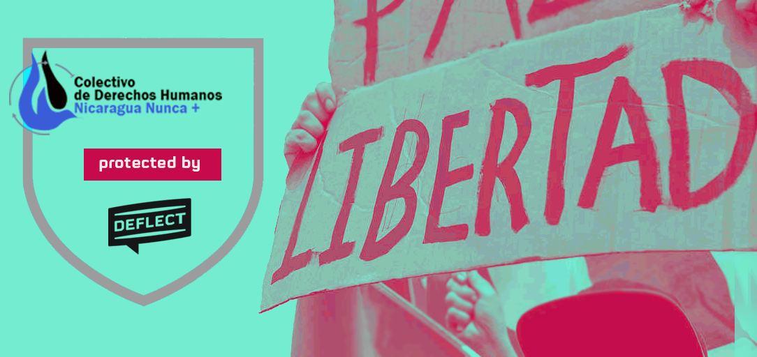 """Colectivo de Derechos Humanos """"Nicaragua Nunca +"""""""